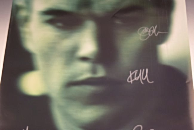 The Bourne Supremacy Cast Signed Movie Poster - 3