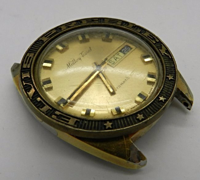 Elvis Presley Mathey-Tissot Watch