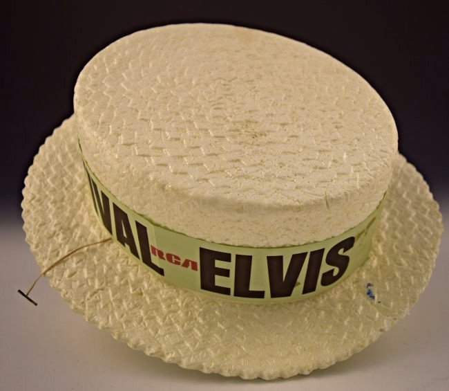 Elvis Presley Stage Worn Hat - 3