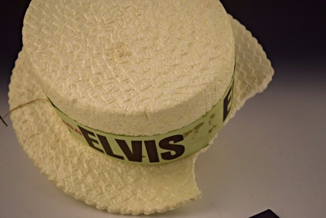 Elvis Presley Stage Worn Hat - 6