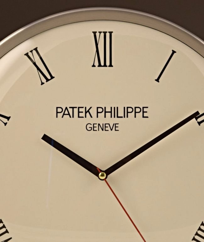Patek Philippe Calatrava Showroom Dealer Clock - 2