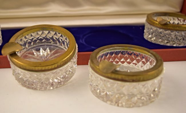 Cartier Ashtray Set - 4