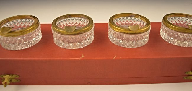 Cartier Ashtray Set - 5