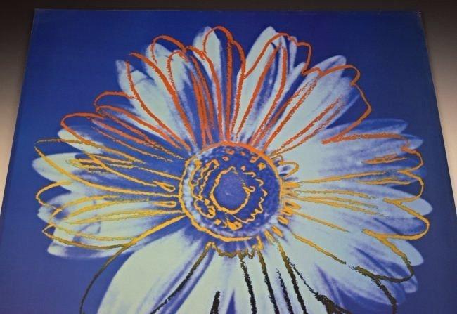 Andy Warhol Wynn Casino Floral Print - 2