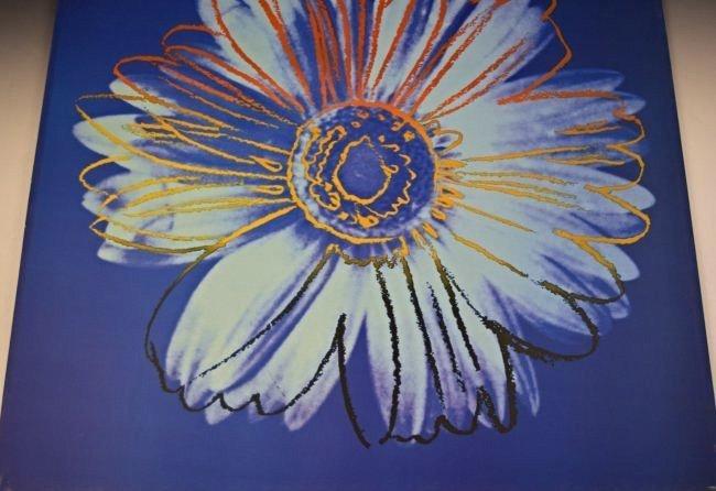 Andy Warhol Wynn Casino Floral Print - 3