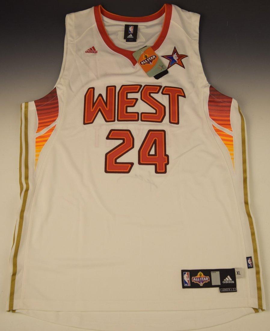 Kobe Bryant Signed Jersey - 4