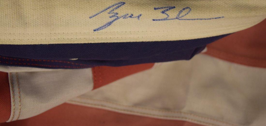 George W. Bush Signed Flag - 3
