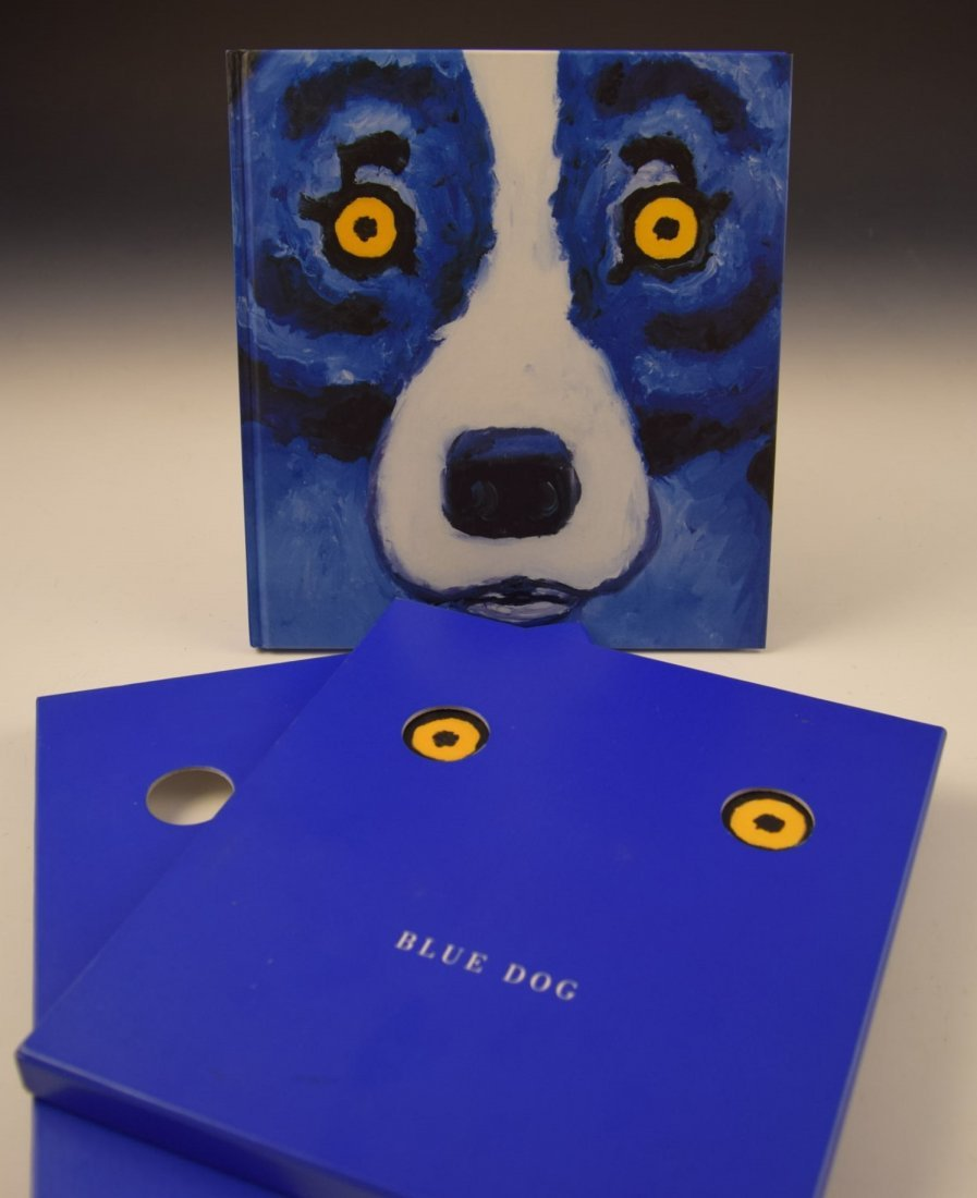 George Rodrigue Signed Books