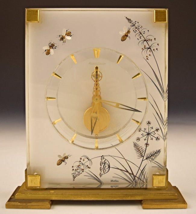 Jaeger LeCoultre Clock - 2