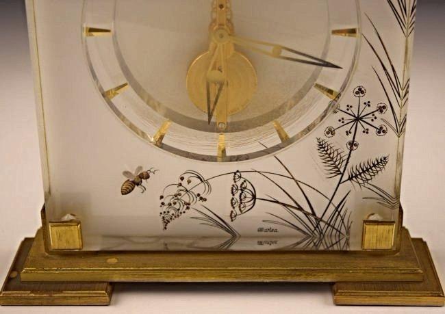 Jaeger LeCoultre Clock - 4