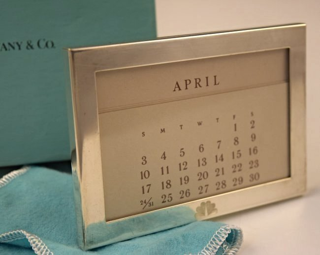Tiffany & Co Calendar Set - 2