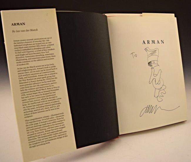 Fernandez Arman Drawing - 3