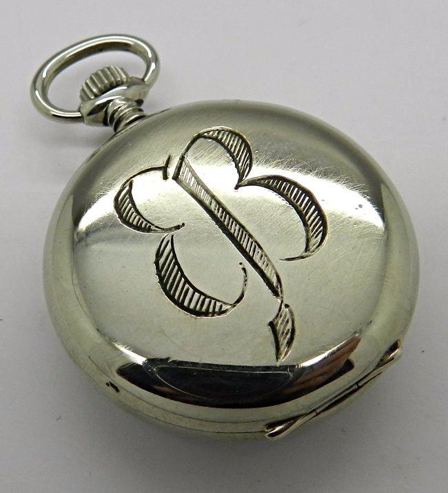 Eva Braun Hitler's Personal Pocketwatch