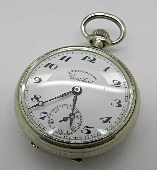 Eva Braun Hitler's Personal Pocketwatch - 2