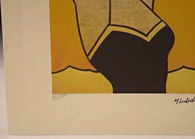 Roy Lichtenstein Lithograph - 4