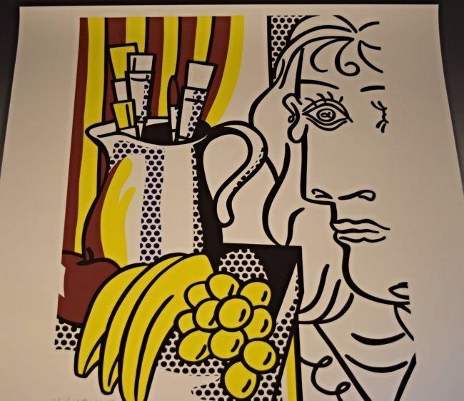 Roy Lichtenstein Poster - 2