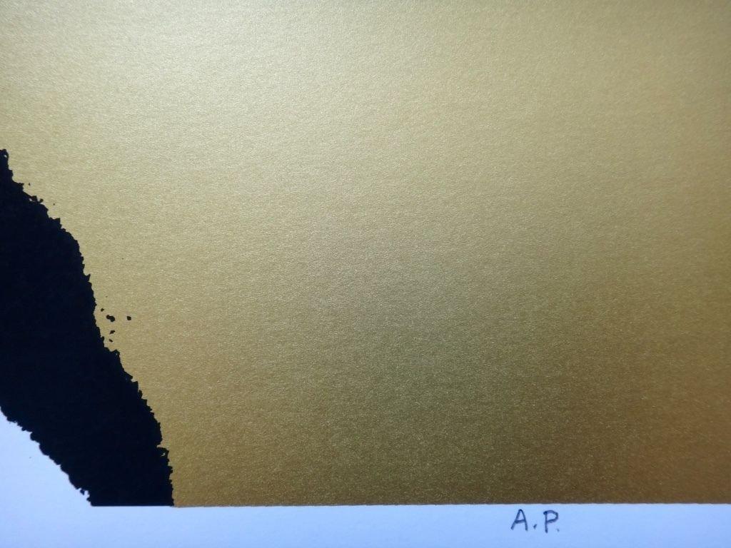 Banksy Screenprint - 2
