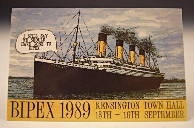 10 Signed Titanic Survivors Postcard - 3