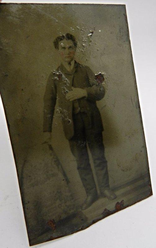 Vintage Tintype