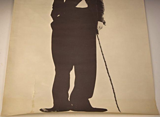 Vintage Charlie Chaplin Poster - 3