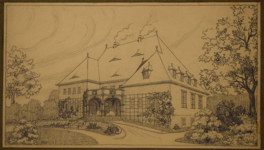 Adolf Hitler Drawing - 2