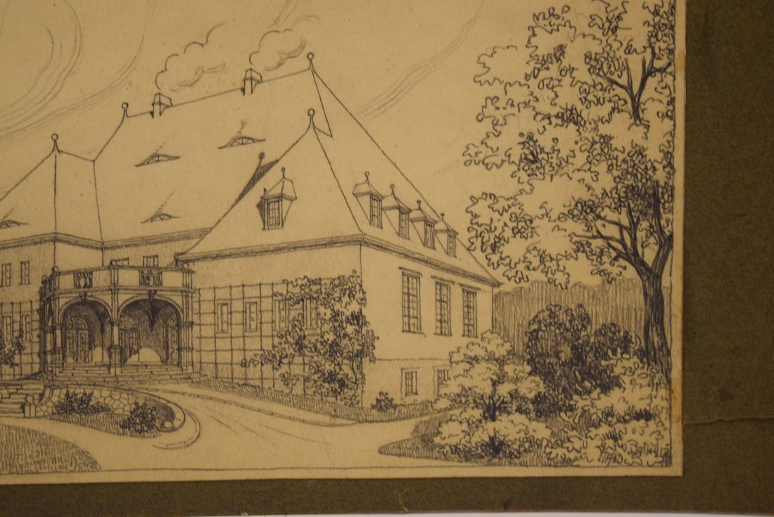 Adolf Hitler Drawing - 3