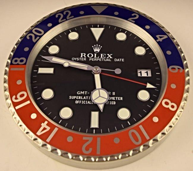 Rolex GMT Clock