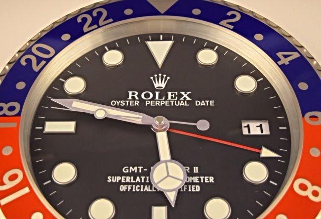 Rolex GMT Clock - 2