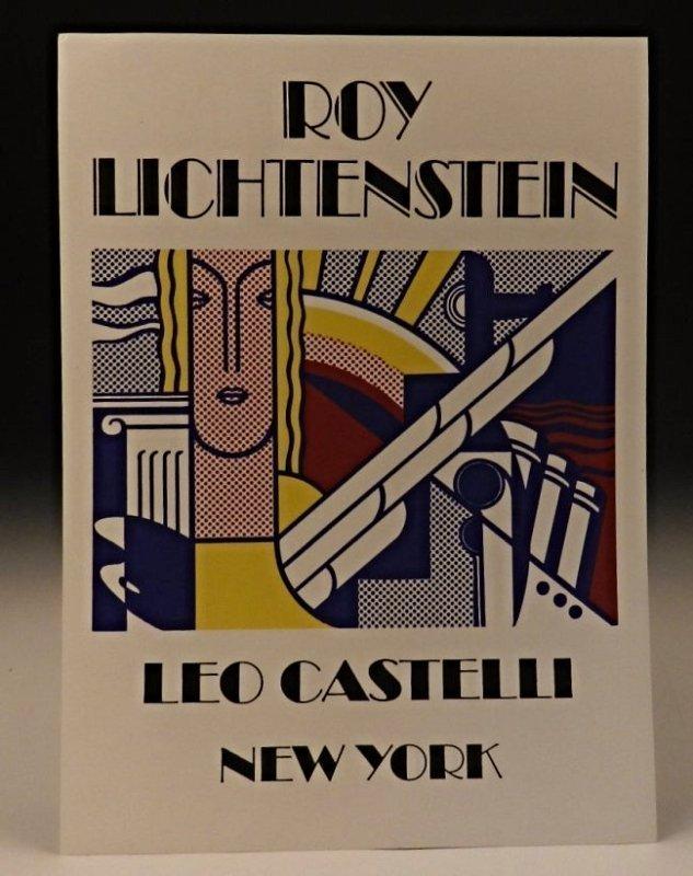 Roy Lichtenstein, Leo Castelli