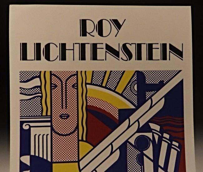 Roy Lichtenstein, Leo Castelli - 3