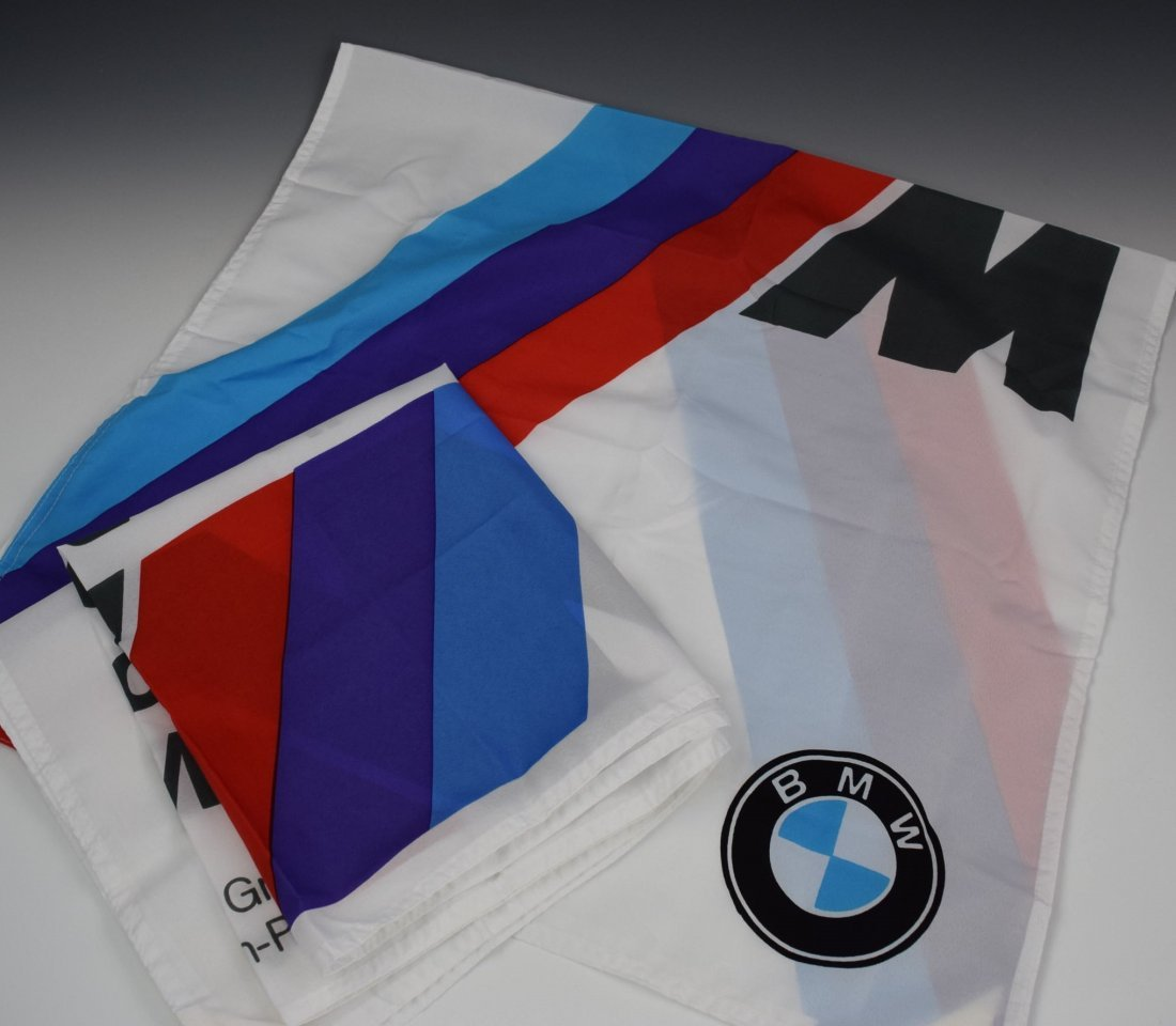 Vintage BMW Banners