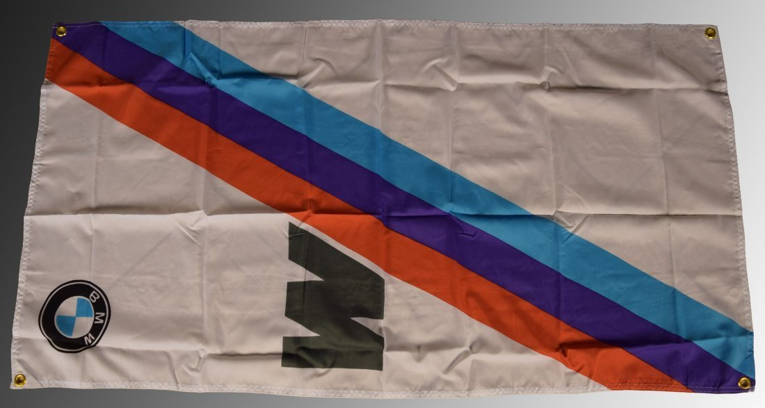 Vintage BMW Banners - 2