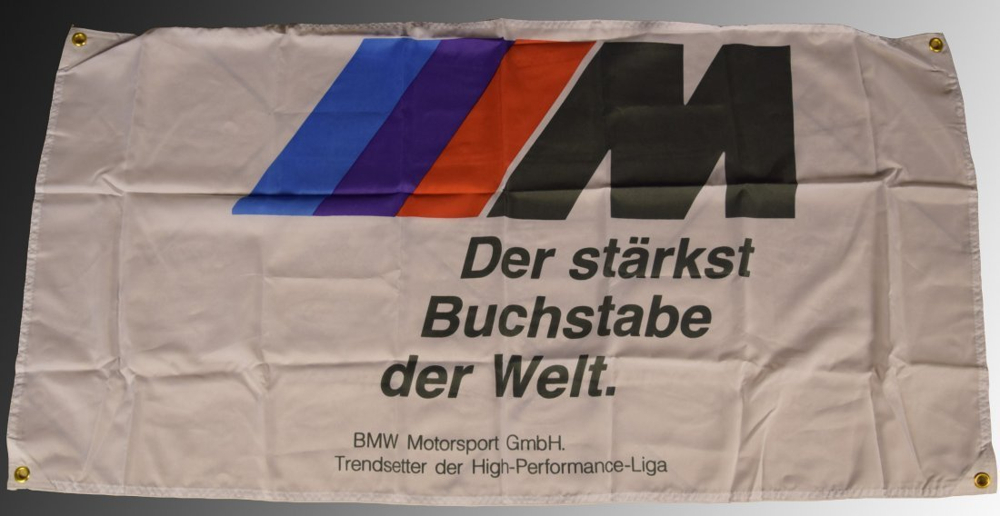 Vintage BMW Banners - 3
