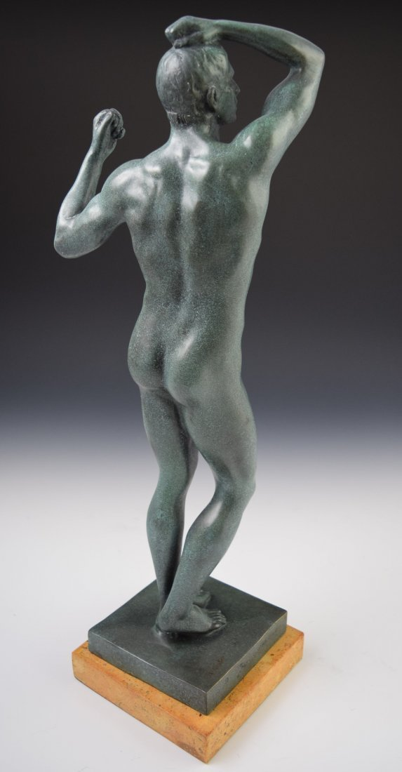 After Auguste Rodin Bronze - 4