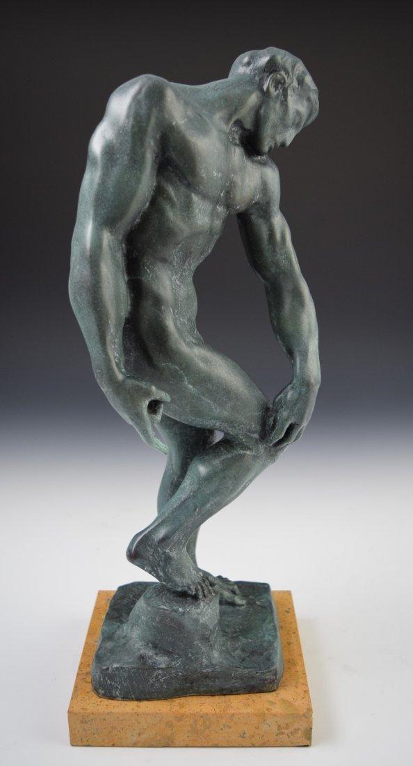 After Auguste Rodin Bronze Sculpture - 2