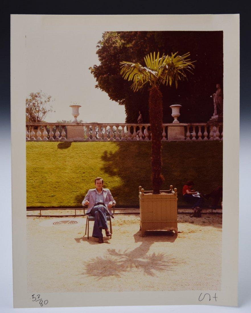David Hockney Signed/Numbered Photograph