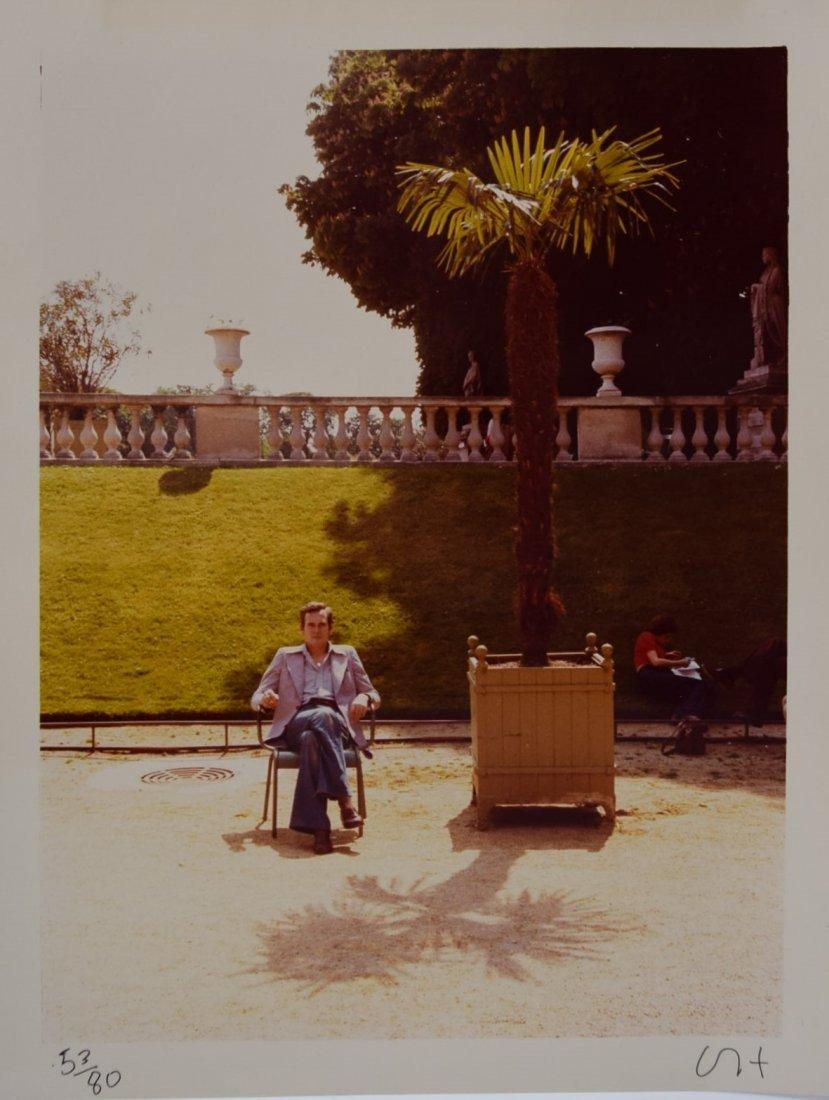 David Hockney Signed/Numbered Photograph - 2