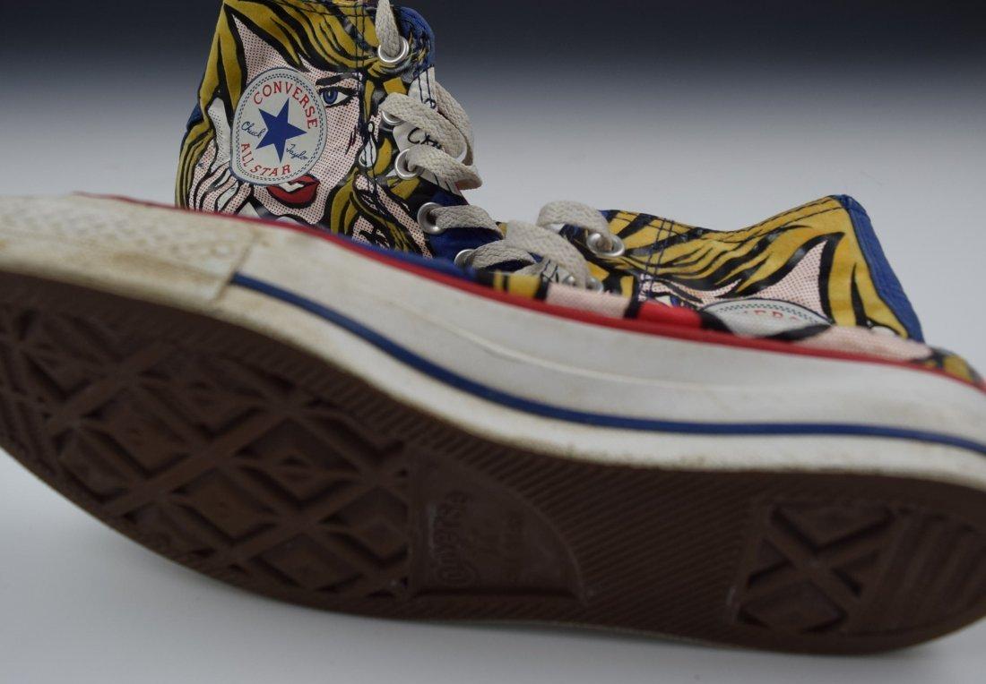 Roy Lichtenstein Shoes - 3