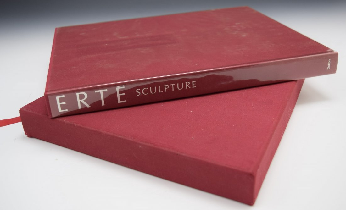 Erte Limited Edition Signed Book