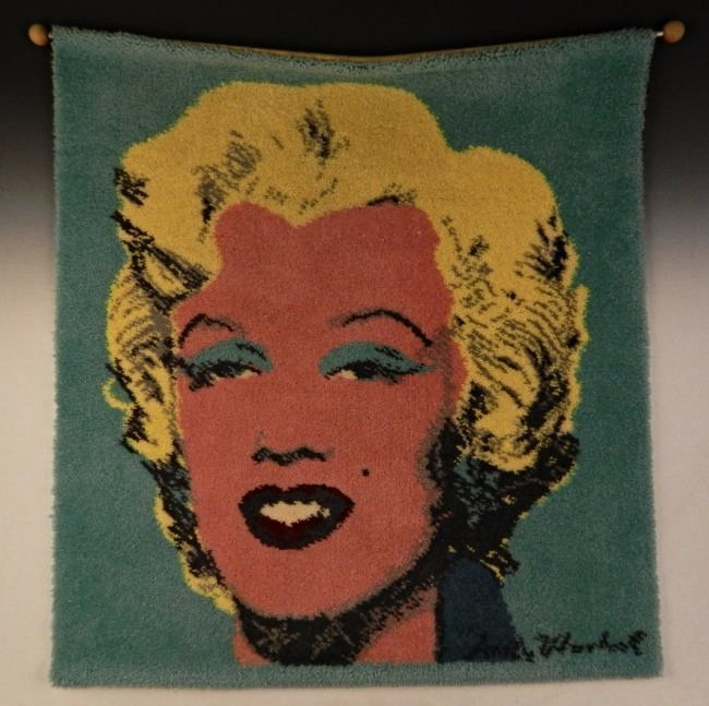 Andy Warhol Tapestry