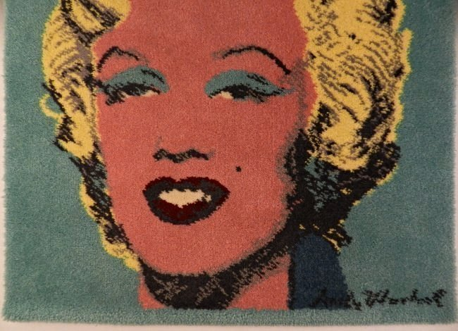 Andy Warhol Tapestry - 2