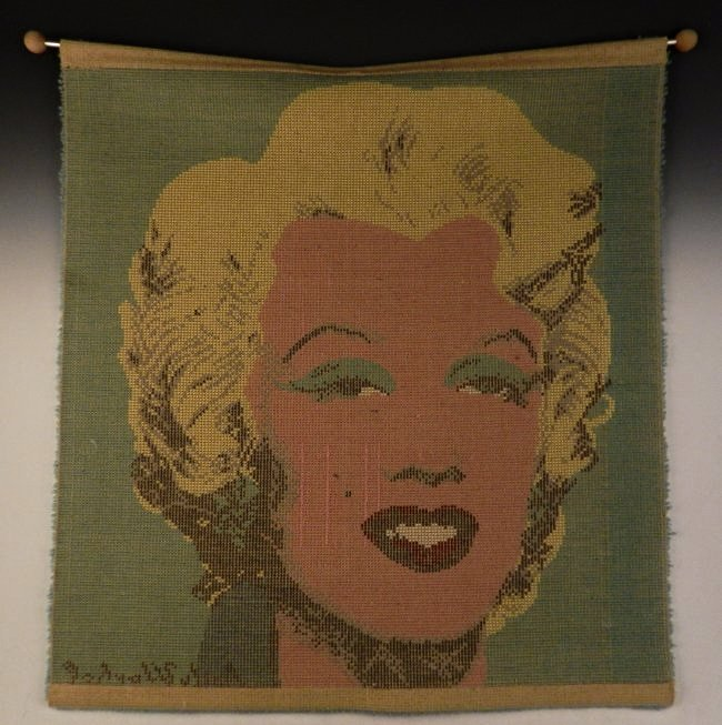Andy Warhol Tapestry - 3