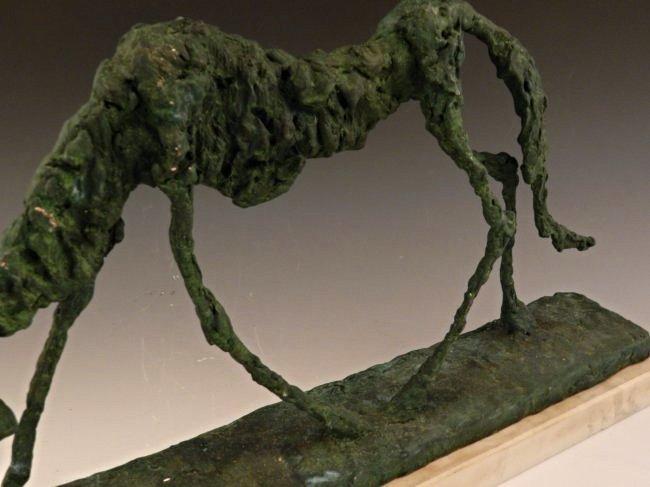After Alberto Giacometti Bronze Sculpture - 4