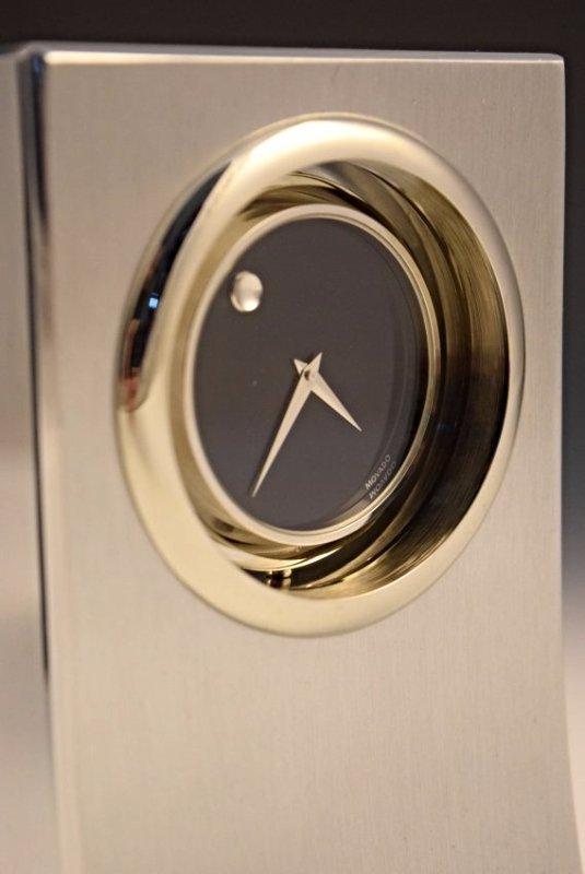 Movado Dealer Clock - 2