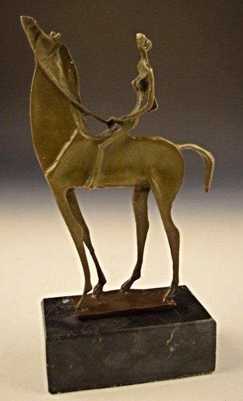 Milo Bronze Sculpture