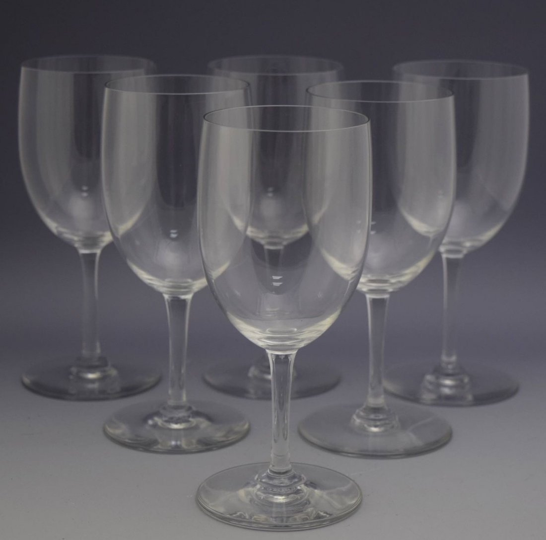 Baccarat Wine Glasses