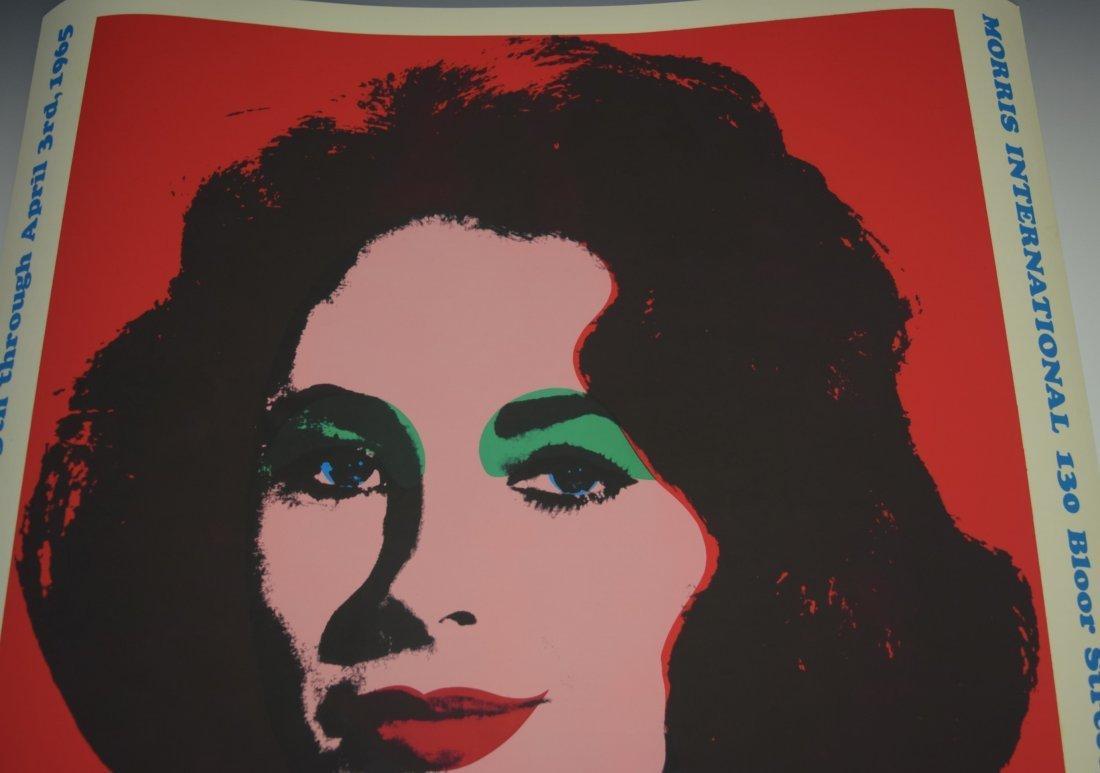 Andy Warhol Liz Taylor - 3