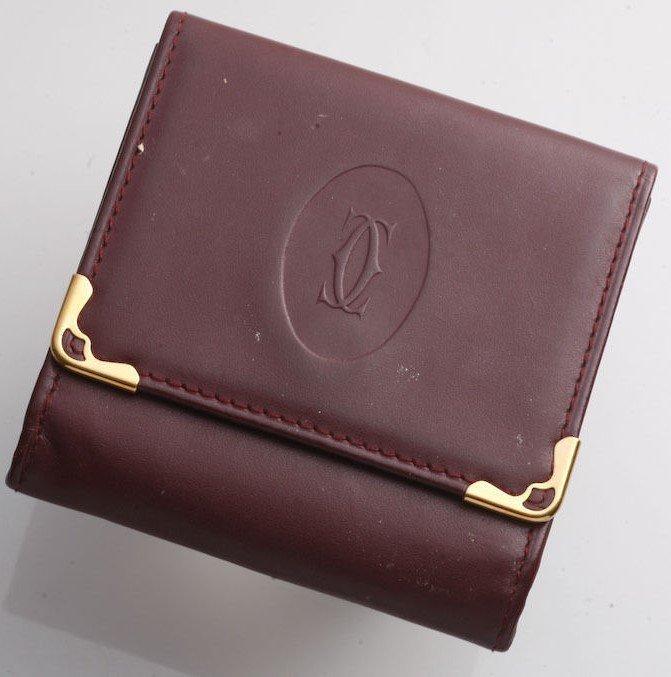 Cartier Coin Case