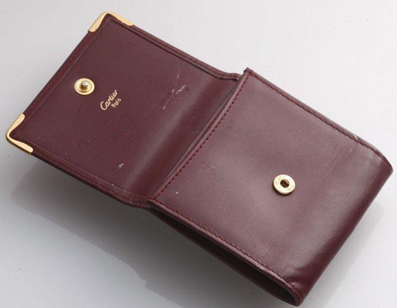 Cartier Coin Case - 3
