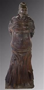 Leonard Baskin Bronze